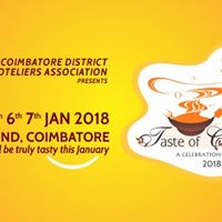 Taste of Coimbatore - A Great Food Festival