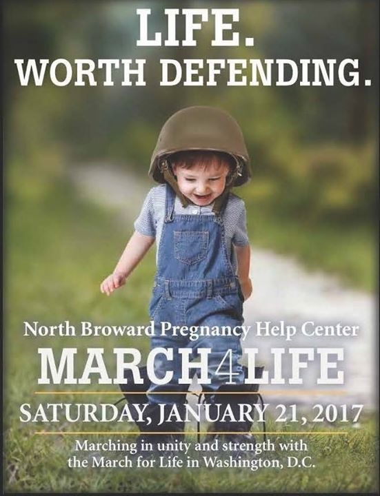 March4Life N Broward Pregnancy Help Center