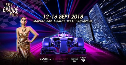 Sky Grande Prix 2018