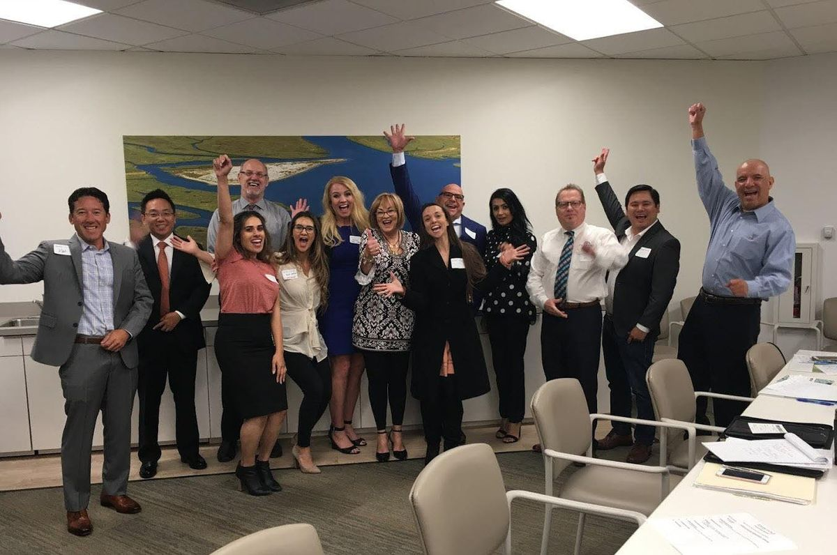 1st & 3rd Morning Wednesday Leads Monthly - OFFICIAL Referral Networking Irvine SoCal