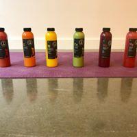 Yoga  Juice with CorePower Yoga at SSJ Corbin Park