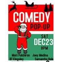 Comedy Pop-Up in Huntington Beach