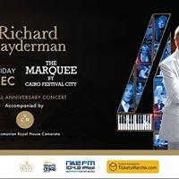 Richard Clayderman 40th Anniversary Concert