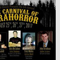Carnival of Parahorror