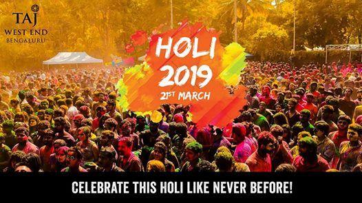 Holi 2019