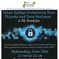 Cyber Safety Protecting Your Clients and Your Business