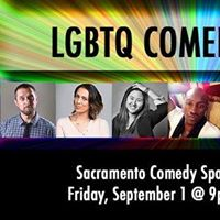 LGBTQ Comedy Night