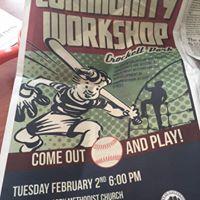 Public Input Meeting for Crockett Park