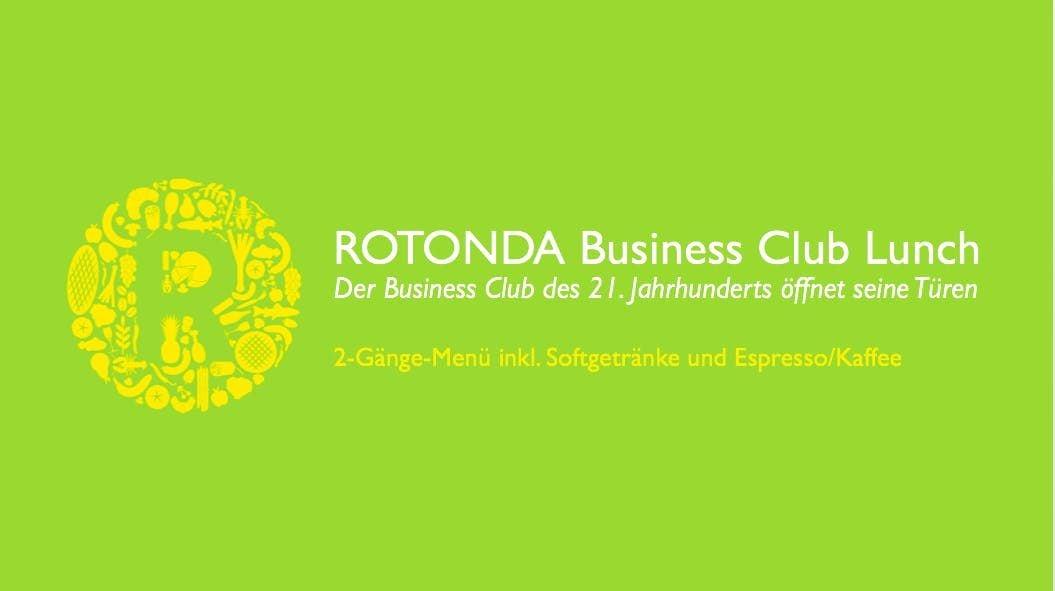 Rotonda Business Club Lunch (Stuttgart)  Mrz