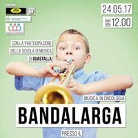 BandaLarga 17 appuntamento - Scuola di Guastalla