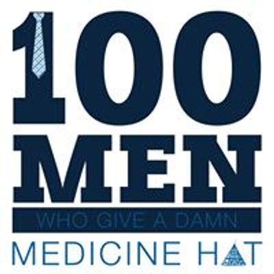 100 Men who give a Damn - Medicine Hat