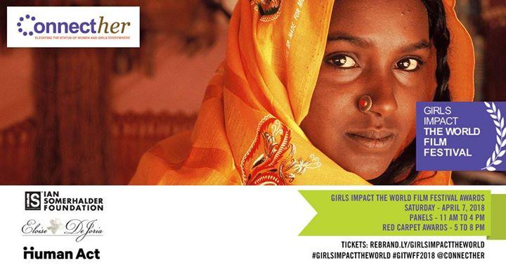 Girls Impact the World Film Festival Red Carpet Awards 2018