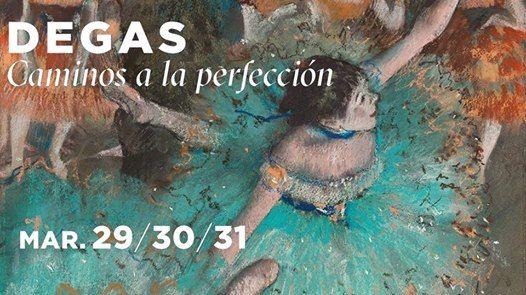 Arte  Degas