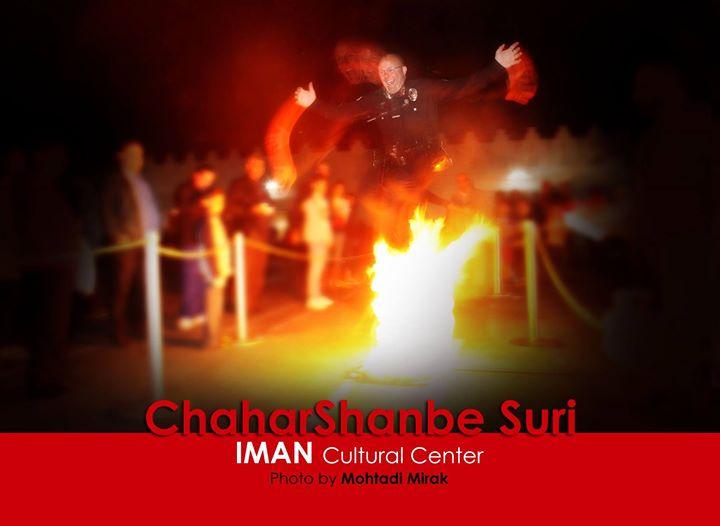 Chahar-Shanbe Suri 2018 (Persian Festival of Fire)