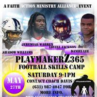 PlaymakerZ365 Football Skills Camp