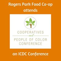 ICDC Co-ops &amp POC Conference