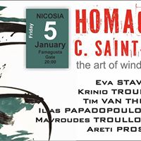 Homage to C.Saint-Sans the art of wind instruments