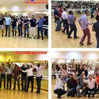 Level 3 Salsa course - La Rueda