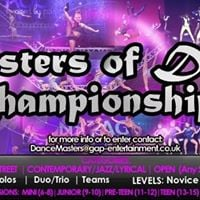 Masters of Dance Championships - Midlands