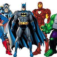 Are Superheroes BILINGUAL