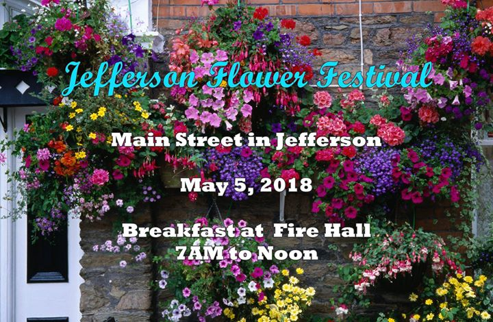 Jefferson Flower Festival Fire Hall Breakfast Auto Show At - Jefferson car show