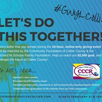 Give Where You Live Collier - CCCR