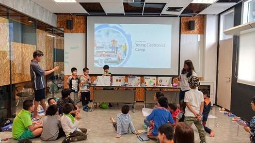 Young Electronics Camp  5