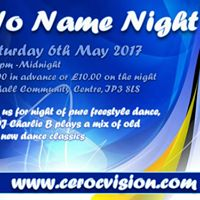 No Name Night