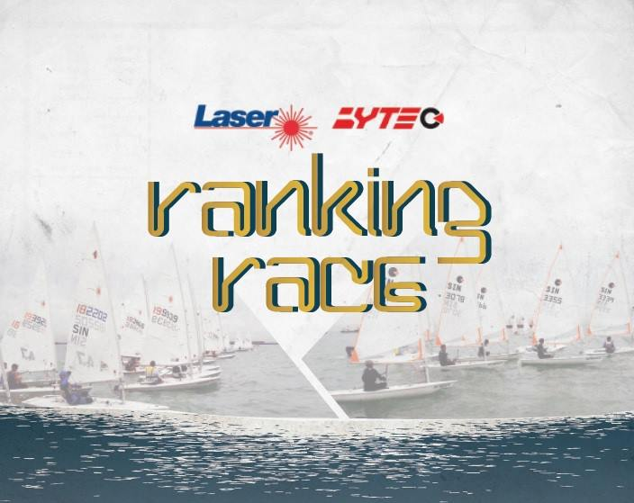 1st Raffles Marina Laser & Byte Ranking Race