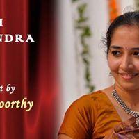 Music Concert by Meghana Moorthy