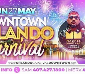 Orlando Carnival Downtown Orlando Carnival 2018