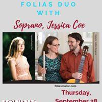 Folias Duo with Jessica Coe