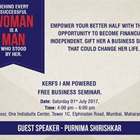 Free Business Seminar for Women