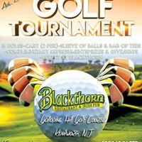 Blackthorn Pub Annual Golf Tournament