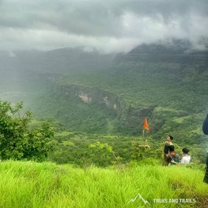 Kothaligad (Peth) Trek on 19th August 2018