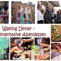Walking Dinner - Neustadtrungang mit Dessertkurs
