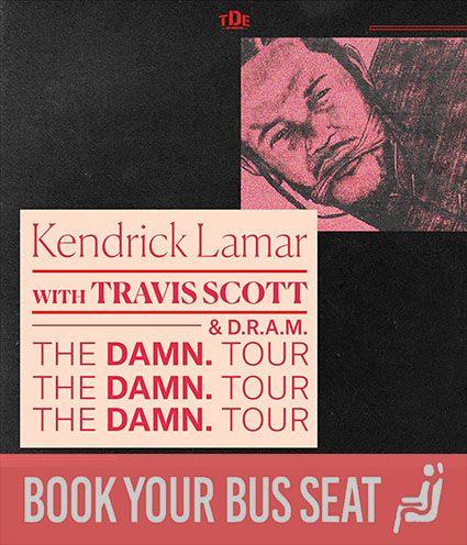 Kendrick Lamar - Dublin 2018