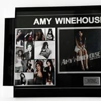 WIN 2 tickets to a show of your choice  a framed Amy Winehouse momento to celebrate the 10th Anniversary of &quotBack To Black&quot