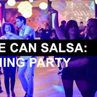Charlie Can Salsa Opening party