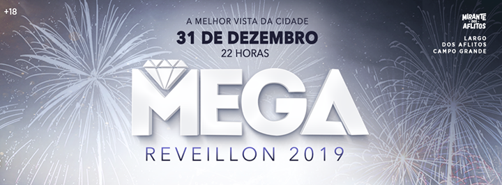 MEGA Rveillon 2019  OPEN BAR  All Inclusive