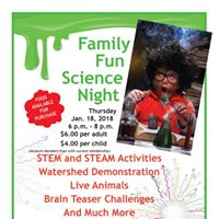 Family Fun Science Night