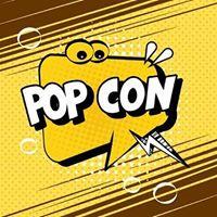 II Pop Con - Barbacena - MG