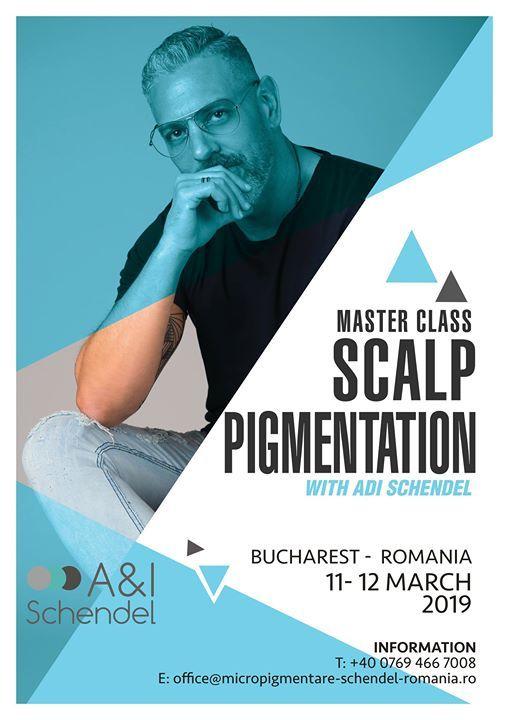 Master Class Micropigmentare Scalp