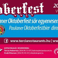 Oktoberfest a Dek tteremben
