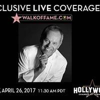 Wolfgang Puck Hollywood Walk of Fame