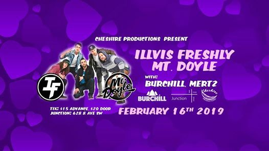Illvis Freshly Ft. Mt.Doyle and Guests