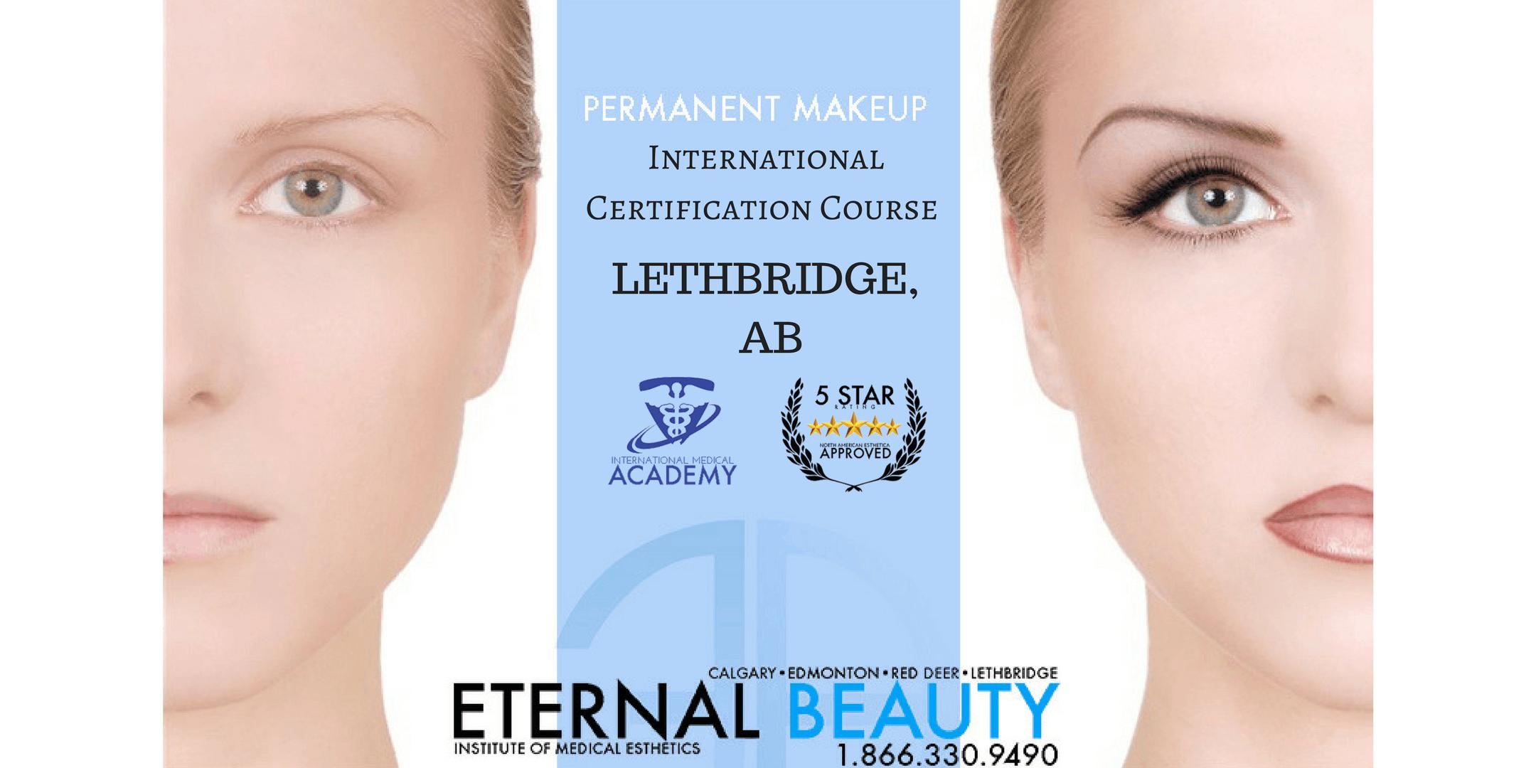 Permanent Makeup Certification Course At Lethbridge Lethbridge