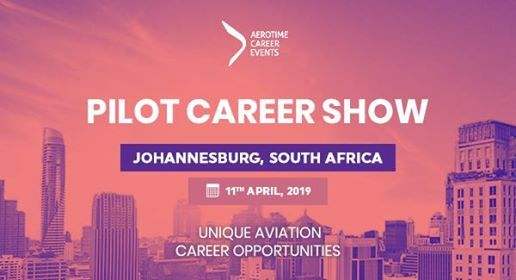 Pilot Career Show  Johannesburg