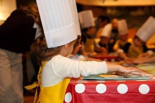 Laboratorio Cucina LA PIZZA con Bimbi Chef