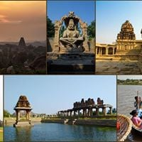 Hampi - Unearthing the Ruins